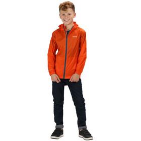 Regatta Pack It III Jacket Kinder blaze orange